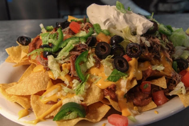 Pour Sports offers nachos